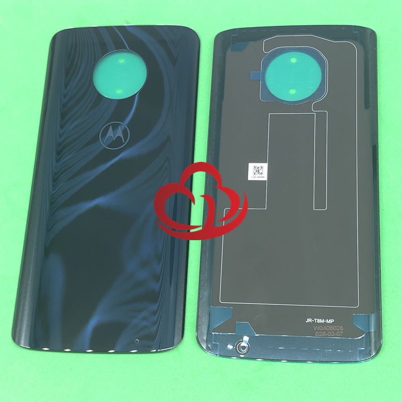 Back Battery Cover Housing Rear Cover For Motorola Moto G6 Plus Xt1926