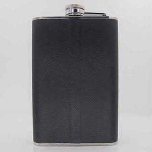 Image 3 - 50 szt. Śrut ze stali nierdzewnej zestaw piersiówek 8 uncji, kolor czarny lub brązowy