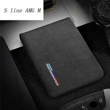 Auto Styling Auto Tasche Karte Paket Fahrer Lizenz Aufkleber Für BMW 5/6/7 Serie F10 F20 F30 GT F07 X3 f25 x4 f26 X5X6 E70 E71 F15