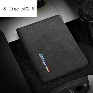 Car Styling Auto Bag Card Package Driver License Stickers For BMW 5/6/7 Series F10 F20 F30 GT F07 X3 f25 X4 f26 X5X6 E70 E71 F15