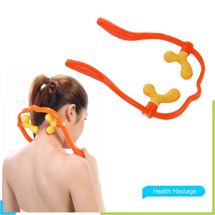 Adjustable Neck Massager Acupuncture Point Massage Massage Apparatus 5858 Neck Massager in Massage Relaxation from Beauty Health