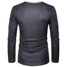3D Printing T Shirt Men Spring New O Neck Tee Shirt Homme Harajuku Hip Hop Funny Camisetas Slim Fit Top Tees