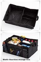 Car styling Car Portable Storage Bags For Toyota Camry Corolla RAV4 Prius Levin Crown Avensis Previa w5w PRADO auto accessories