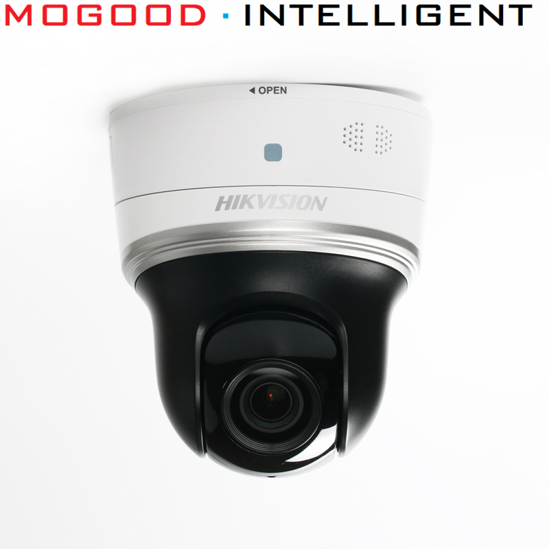 Hikvision DS-2DE2204IW-DE3/W English Version 2MP/1080P Wifi Mini PTZ IP Camera wireless with IR Support PoE ONVIF WIFI SD Card