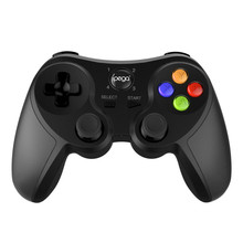 iPega PG9078 PG-9078 Wireless Bluetooth Multimedia Game Pad Controller Gamepad Joystick With Phone Holder For Android iOS System