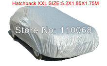 Big size universal wagon van car cover snow waterproof  XXL size 4.8*1.8*1.6 M