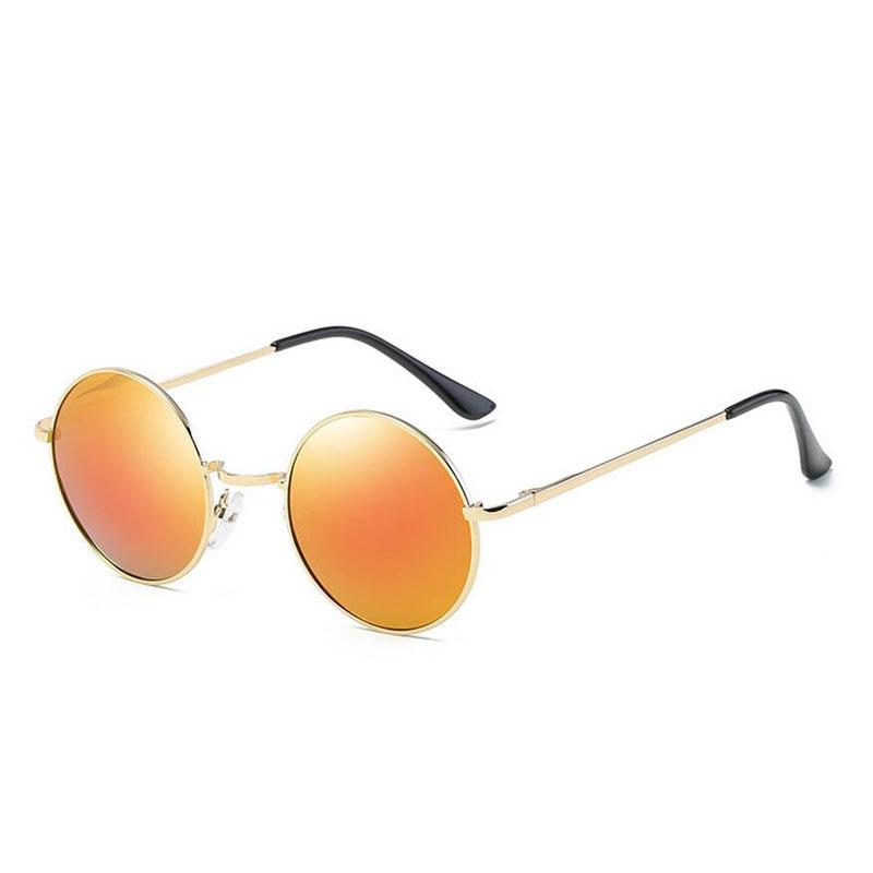 HTB1tWredcnI8KJjSspeq6AwIpXau - FREE SHIPPING Polarized sunglasses vintage sunglass round sunglasses Black Lens JKP412