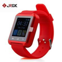U80 Bluetooth Smart Watch Спортивные Часы Часы Smartwatch Android iOS для iphone 5 6 6s Samsung S6 Edge/Note4 PK U8 GT08 DZ09