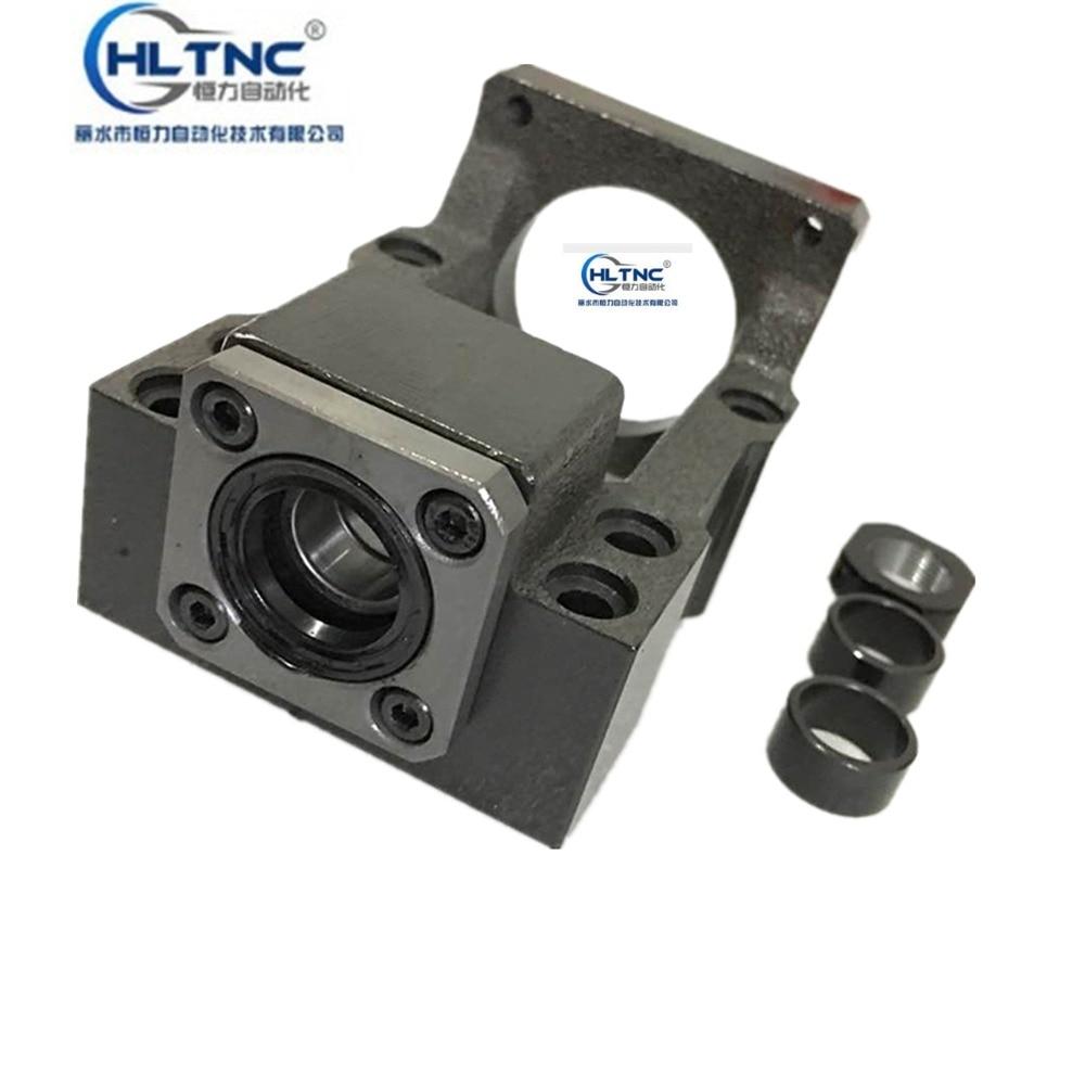 Type HM15-60 BK15 Motor Bracket  For Ball Screw RM2004/2005/2010  20mm Diameter Screw An 60 Servo Motor