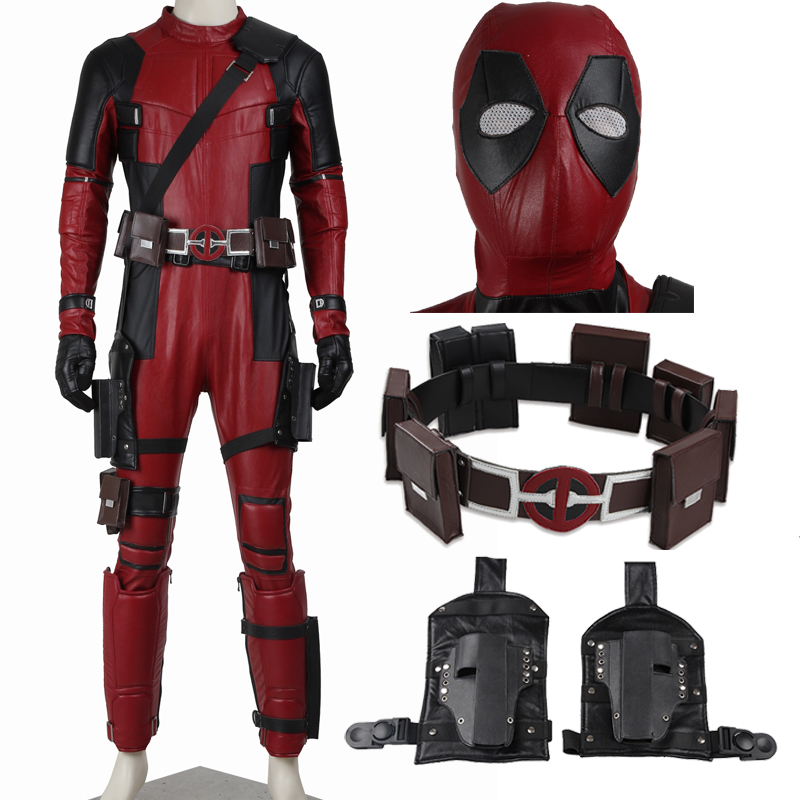 Online Buy Wholesale deadpool cosplay from China deadpool ...