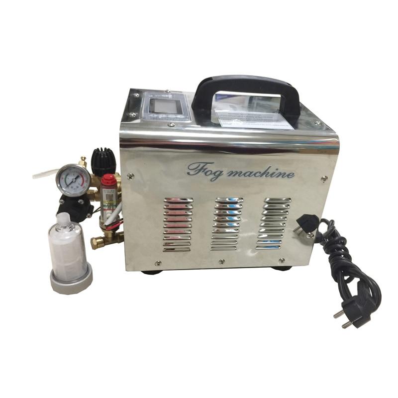 A073 High Pressure Pump 20pcs Nozzles Misting System For