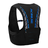 AONIJIE C933 5L Outdoor Sport Running Backpack Marathon Trail Running Hydration Vest Pack For 2L Water Bag Cycling Hiking Bag