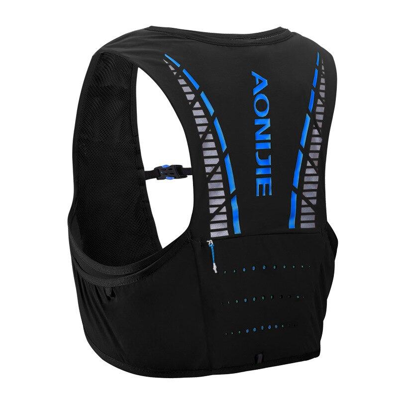 AONIJIE C933 5L deporte al aire libre mochila maratón Trail Running hidratación chaleco paquete para 2L bolsa de agua ciclismo bolsa de senderismo