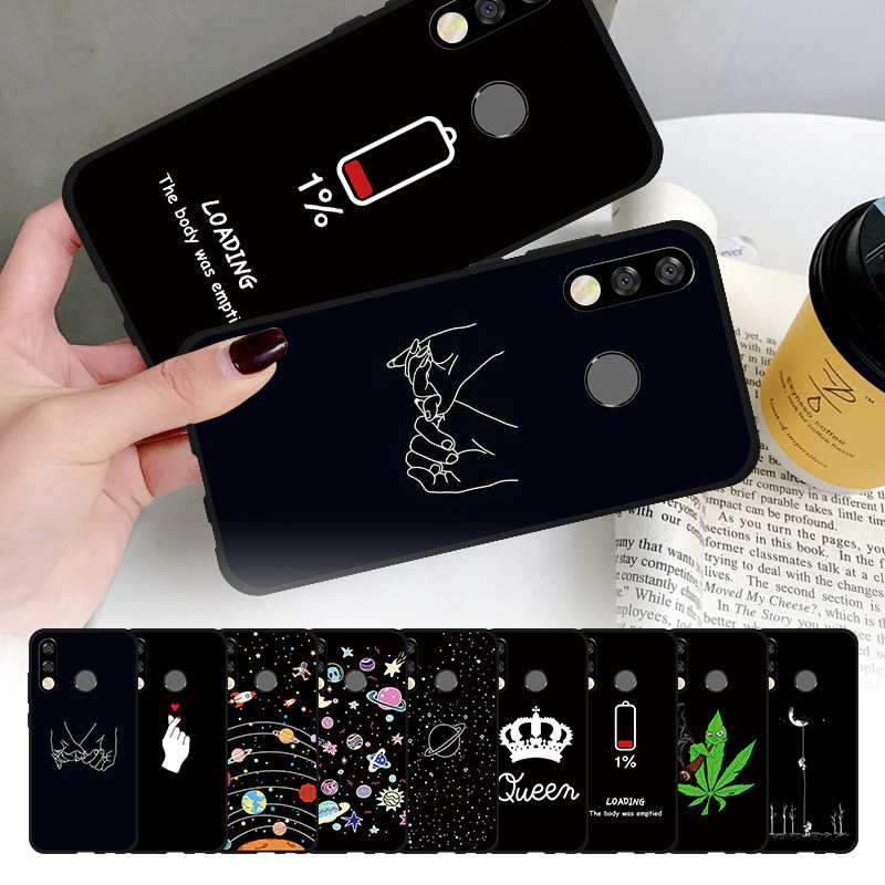Printing Case For Huawei P Smart 2019 Y9 Y6 Y7 Pro 2019 Y5 Y6 Y7 Prime 2018 P30 Pro Mate 20X 20 Lite P Smart Plus Soft TPU Cover