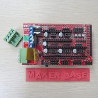 3D Printing Reprap Control Panel Ramps1.4 Shield Pololu Mendel Prusa delta compatible with mega2560 DIY smart controller board