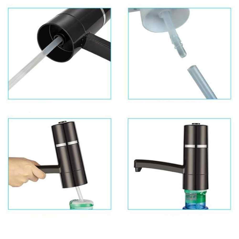 Adoolla портативное зарядное устройство USB питьевой фонтан диспенсер воды для барреллированной воды