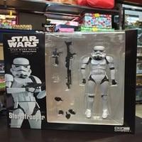 Hot 14cm Free Shipping Figures Star Wars Revo Stromtrooper Car Toy Decoration Mini Tchildren Toy Figure