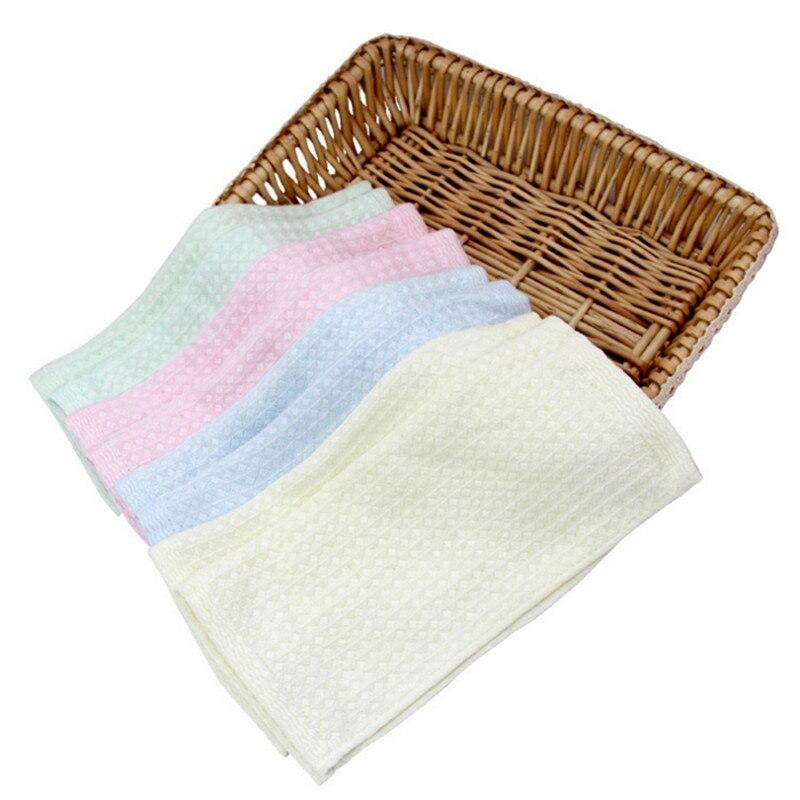 Bamboo Fiber Gauze Saliva Towel Skinny Handkerchief for Baby