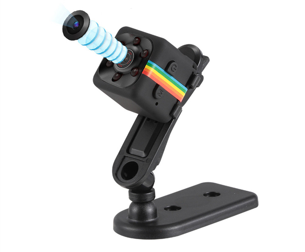HD 1080P mini camera cam SQ12 small camera CMOS Sensor Night Vision Camcorder camera dvr camera Recorder Camcorder