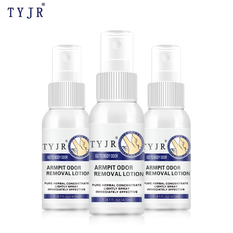 Armpit Odor Removal Spray Deodorant Antiperspirant Body Bad Odor Remover 88