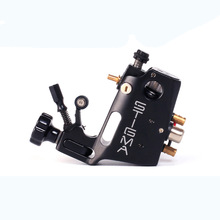 Professionel Tattoo Machine Rotary for Liner og Shader 4,5W Motor Aluminium RCA og Clip M660