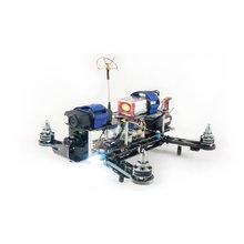 FMX250 Mini Quadcopter ARF RTF Package (This is the newest ARF package of FMX250 with PCB board and LED lights Micro FPV Racer )