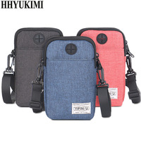 HHYUKIMI Neck Hanging Travel Passport Cover Wallet ID Holder Storage Clutch Money Bag Travel Multifunction Credit