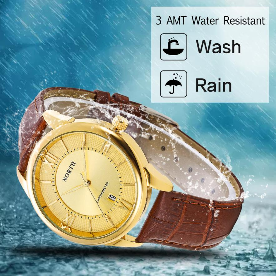 watch fashion & casual  Analog watch men waterproof quartz watchs men Stainless Steel  Wrist Watchs  12.6