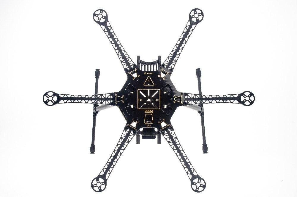 Multi-Rotor Air Frame Hexacopter rack frame kit center plate PCB integrated circuit for PFV Photography mukhzeer mohamad shahimin and kang nan khor integrated waveguide for biosensor application