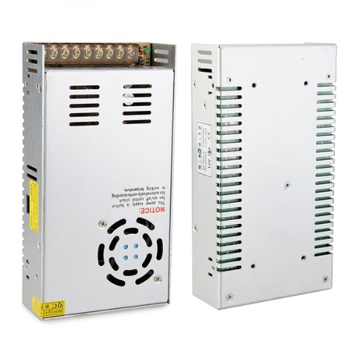 WSFS Hot Sale 400W Switch Power Supply Driver for LED Strip Light DC 12V 33A 90w led driver dc40v 2 7a high power led driver for flood light street light ip65 constant current drive power supply