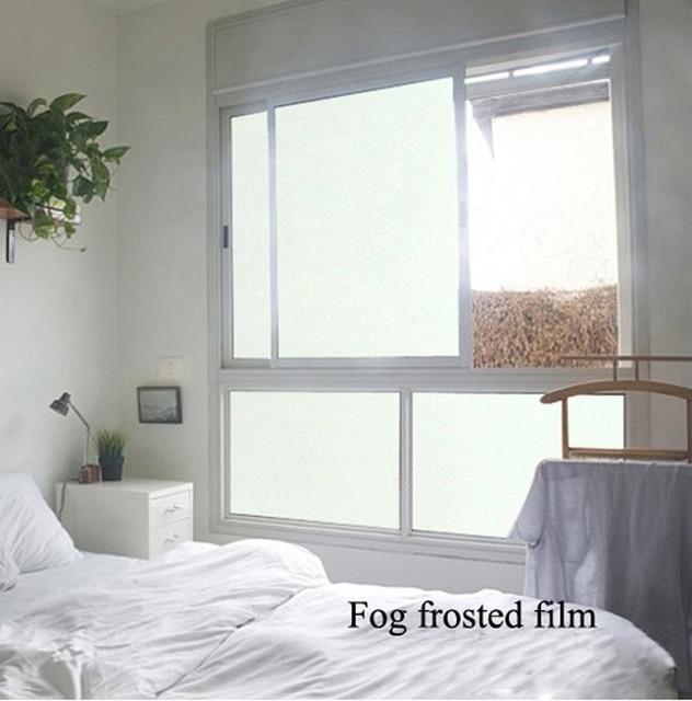 Badezimmer Fensterfolie, 1 stück nebel/weiß gefrostet pvc büro badezimmer wc toilette wc hohe, Design ideen