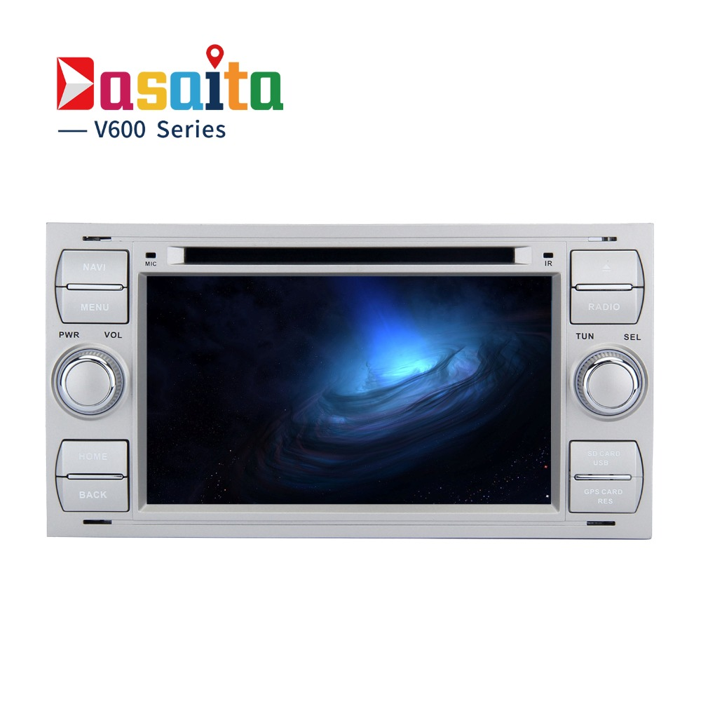 Dasaita 7  Android 6.0 Car DVD Player for Galaxy S-Max Fusion Fiesta Kuga Mondeo with Octa Core 2GB Ram AutoRadio Multimedia GPS  sc 1 st  AliExpress.com & Ford Fusion Good Car Promotion-Shop for Promotional Ford Fusion ... markmcfarlin.com