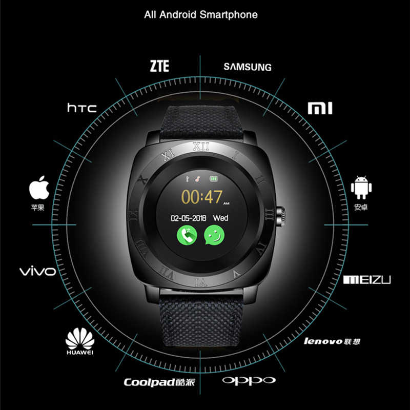 LIGE New Bluetooth Smart Watch Men Touch Screen Big Battery Support TF SIM Card Camera For Android Phone Smartwatch Reloj Hombre