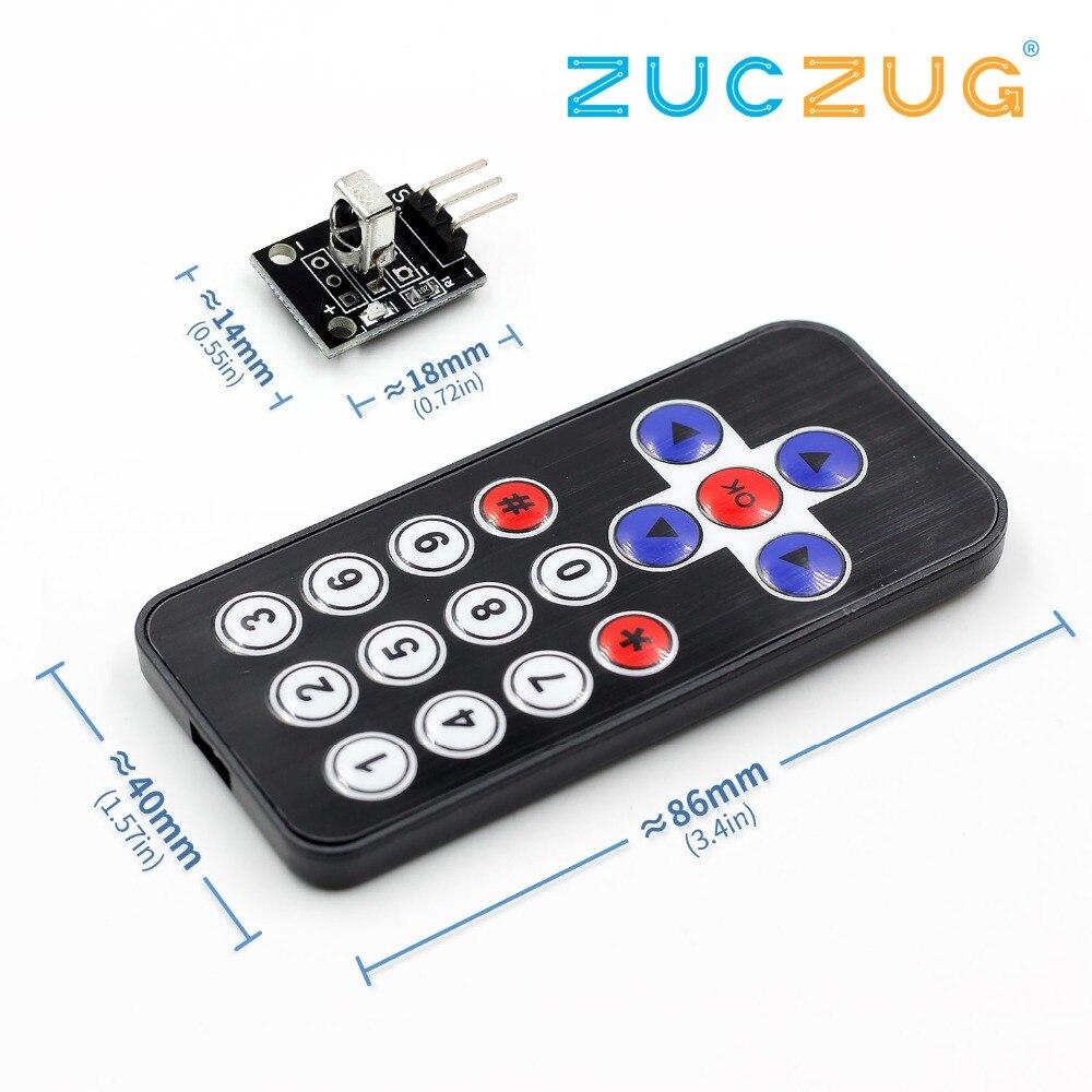 HX1838 Infrared Remote Control Module Nec Code Infrared Remote Control wv