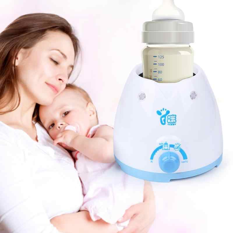 Newborn Baby milk Bottle Automatic warmer intelligent Thermostat Food heating Warmers Infant nipples spoons Sterilizers Device