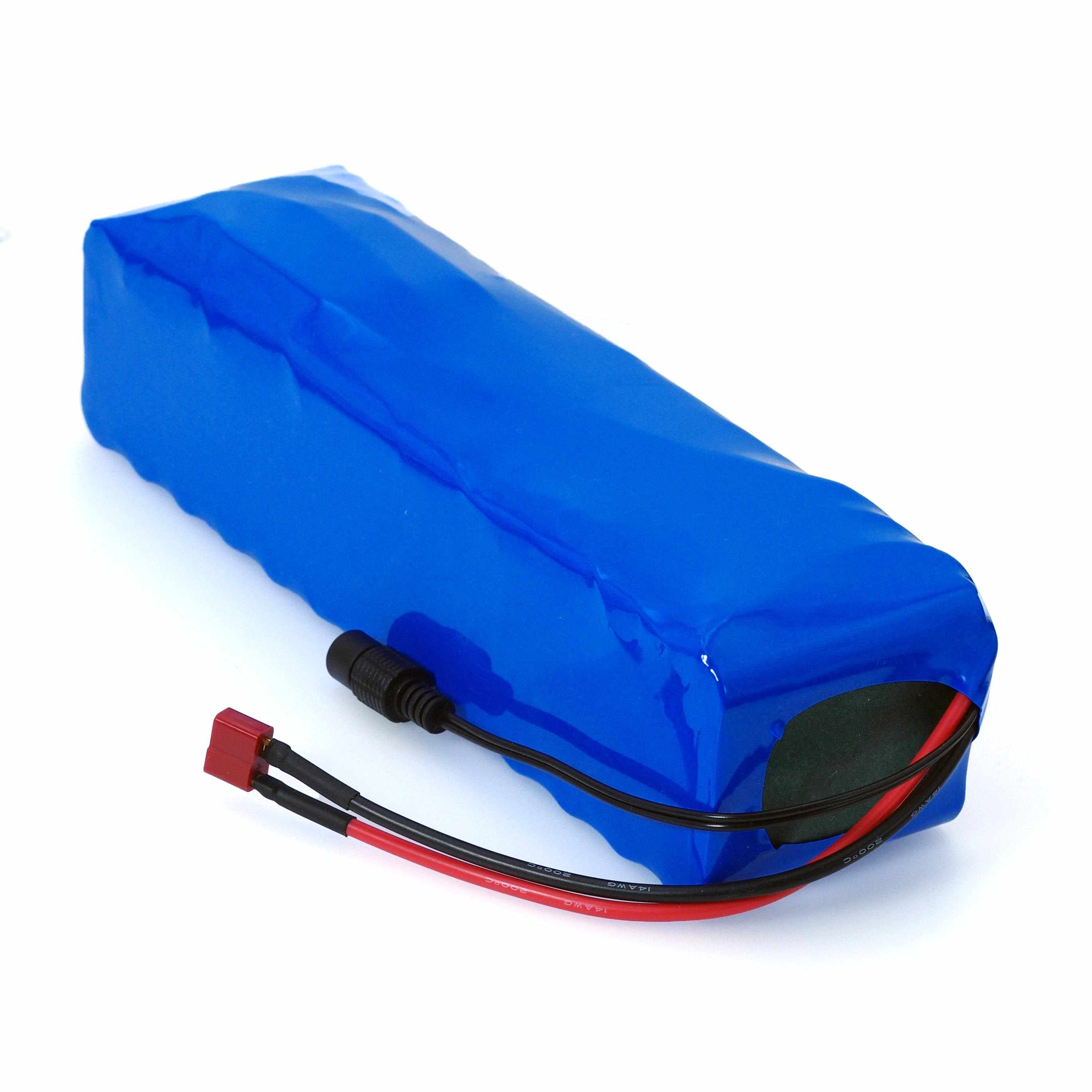 LiitoKala 48V 10AH 12ah Electric bike battery pack 48V 500W 750W scooter Lithium ion battery  with 20A BMS 54.6V 2A Charger