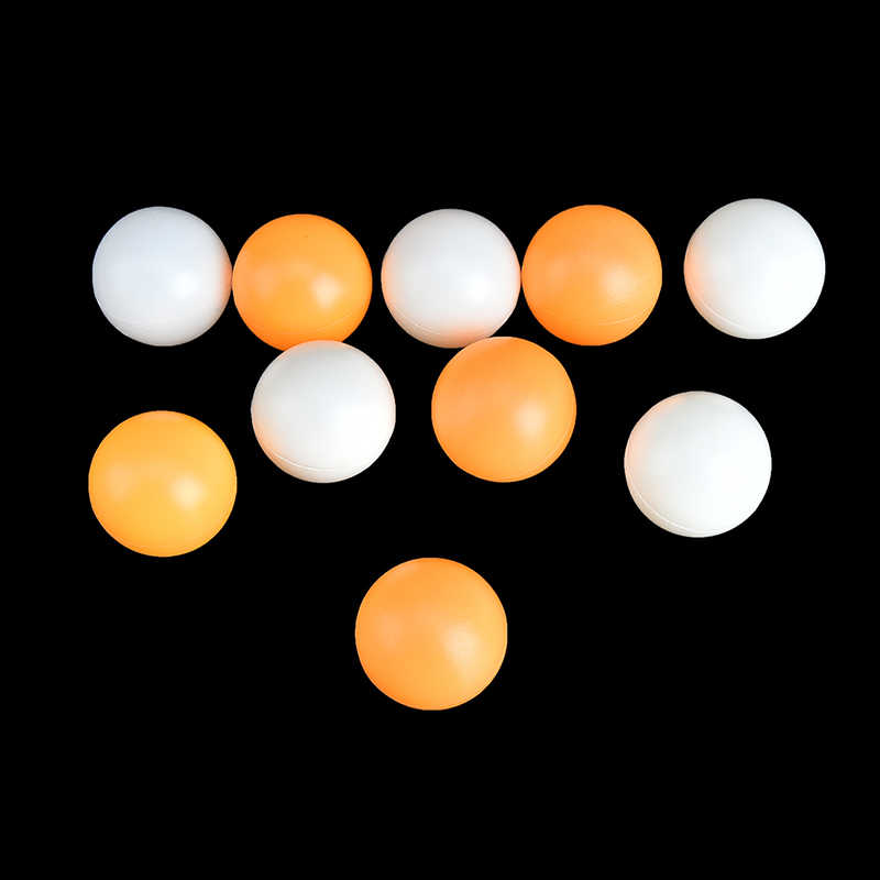10 unids/bolsa pelota de tenis de mesa profesional de 40mm de diámetro 2g pelotas de Ping Pong para entrenamiento de competición baja caída de Pirce envío