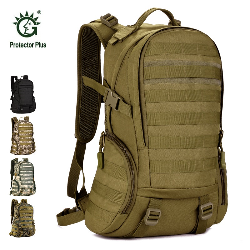 Military Tactical Backpack 40L Big Volume Assault Pack Waterproof Molle Bug Out Bag Rucksacks Outdoor Hiking Camping Hunting Bag 40l military tactical assault pack backpack molle waterproof bug out bag rucksack for outdoor hiking camping hunting x66