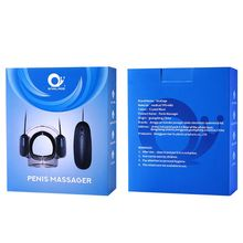Premium Quality Men Vibrating Penis Enhancer Multi Speed Vibrator Cock Trainer Male Masturbator