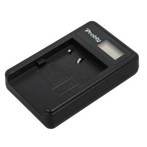 Image 4 - Probty BP 511A BP 511 BP511 Battery Charger For Canon EOS 300D 10D 20D 30D D30 40D 50D