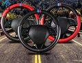 Чехол рулевого колеса автомобиля Нескользящие аксессуары из натуральной кожи для Mitsubishi Eclipse Cross 2018 2019