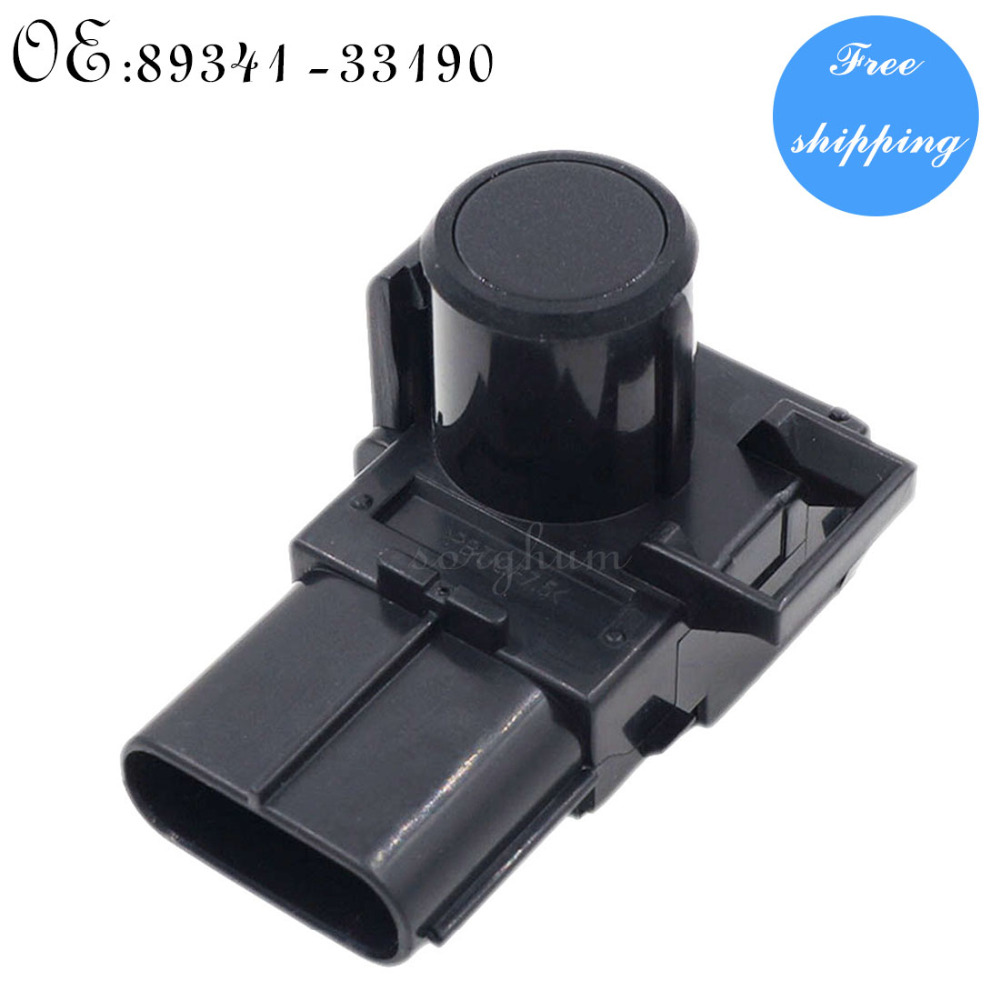 Front Parking Ultrasonic Sensor PDC Fits Lexus LX570 RX350 RX450H 89341-33190 89341-33190-C0
