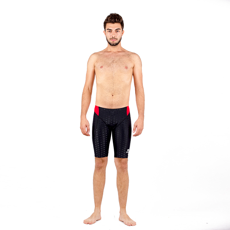 2018 Shark Skin Tight Jammer Meeste ujumisriided ujuma suplussport - Spordiriided ja aksessuaarid - Foto 5