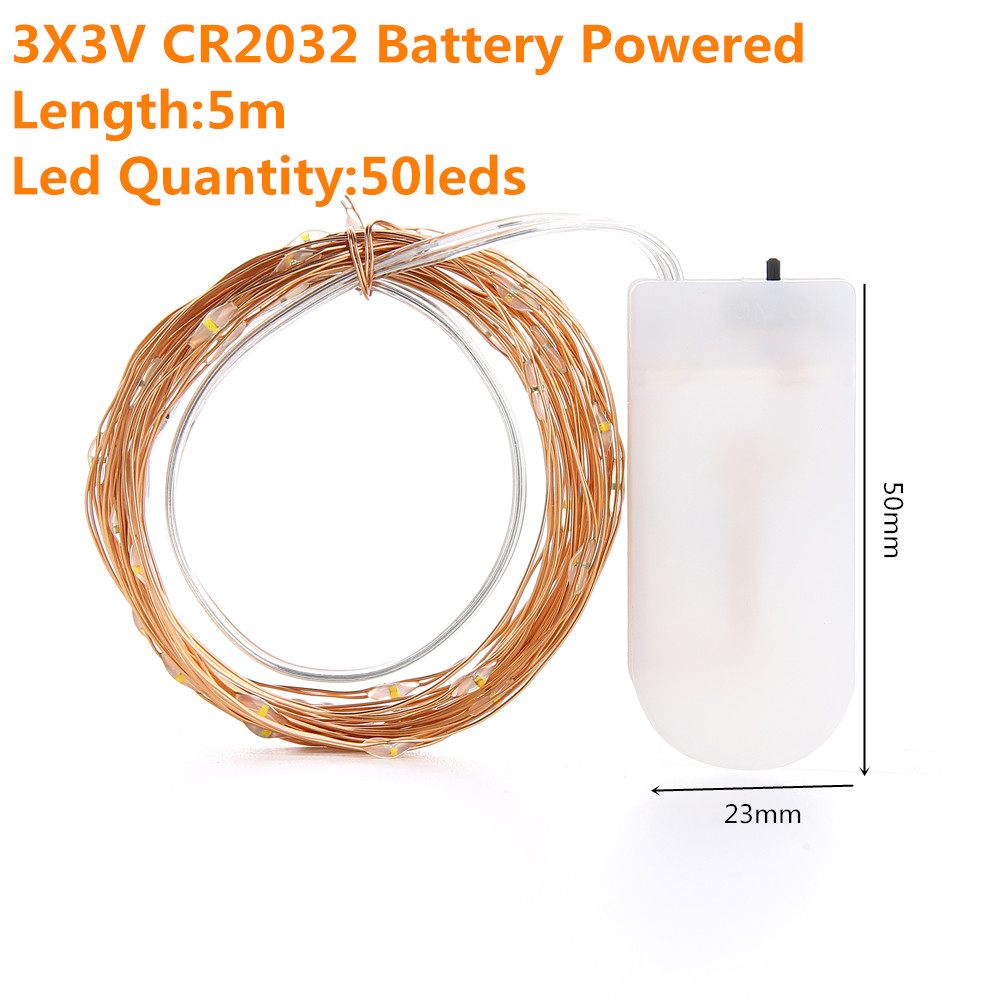 5m cr2032 battery