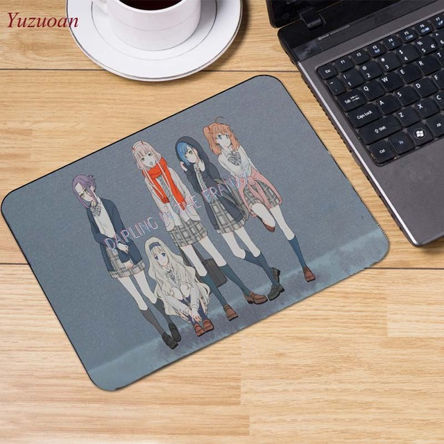 Darling in the Franxx Mouse Pad