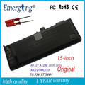 New 10.95v 77.5Wh Original Laptop Battery for APPLE A1321 MC371 15Inch A1286 Mid 2009 2010version 372 985 75wy2 With Tools
