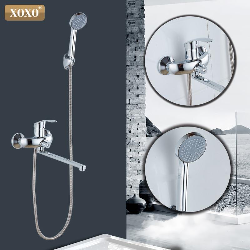 XOXO consegna Gratuita del rubinetto del bagno miscelatore vasca da ...