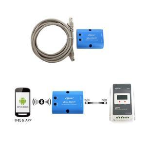 Image 4 - محول بلوتوث EPever eBox BLE 01 لجهاز تعقب EPever جهاز تتبع BN TRIRON XTRA سلسلة MPPT جهاز تحكم بالطاقة الشمسية محول سلسلة SHI