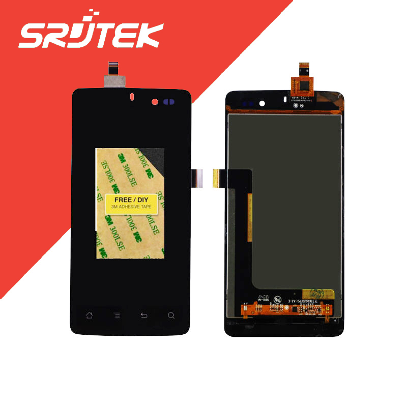 For Archos 45 Platinum LCD Display and Touch Screen Digitizer Assemble Replacement laser head sf bd412 v bdp3100