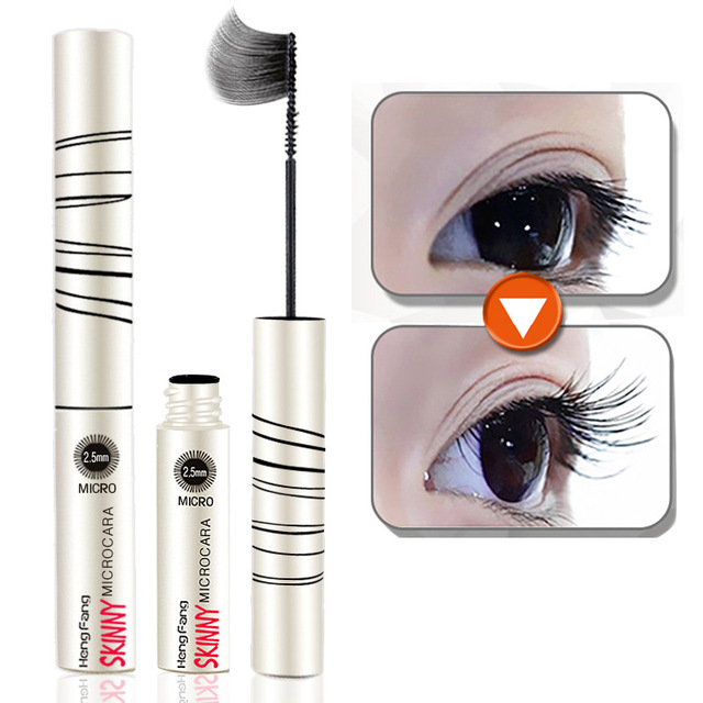 1PC Professional 3D Black Volume Curling Mascara
